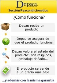 Productos Reacondicionados